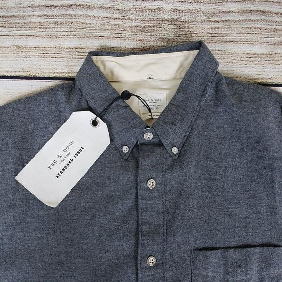 rag & bone Other - Rag and Bone Standard Issue L/S Shirt